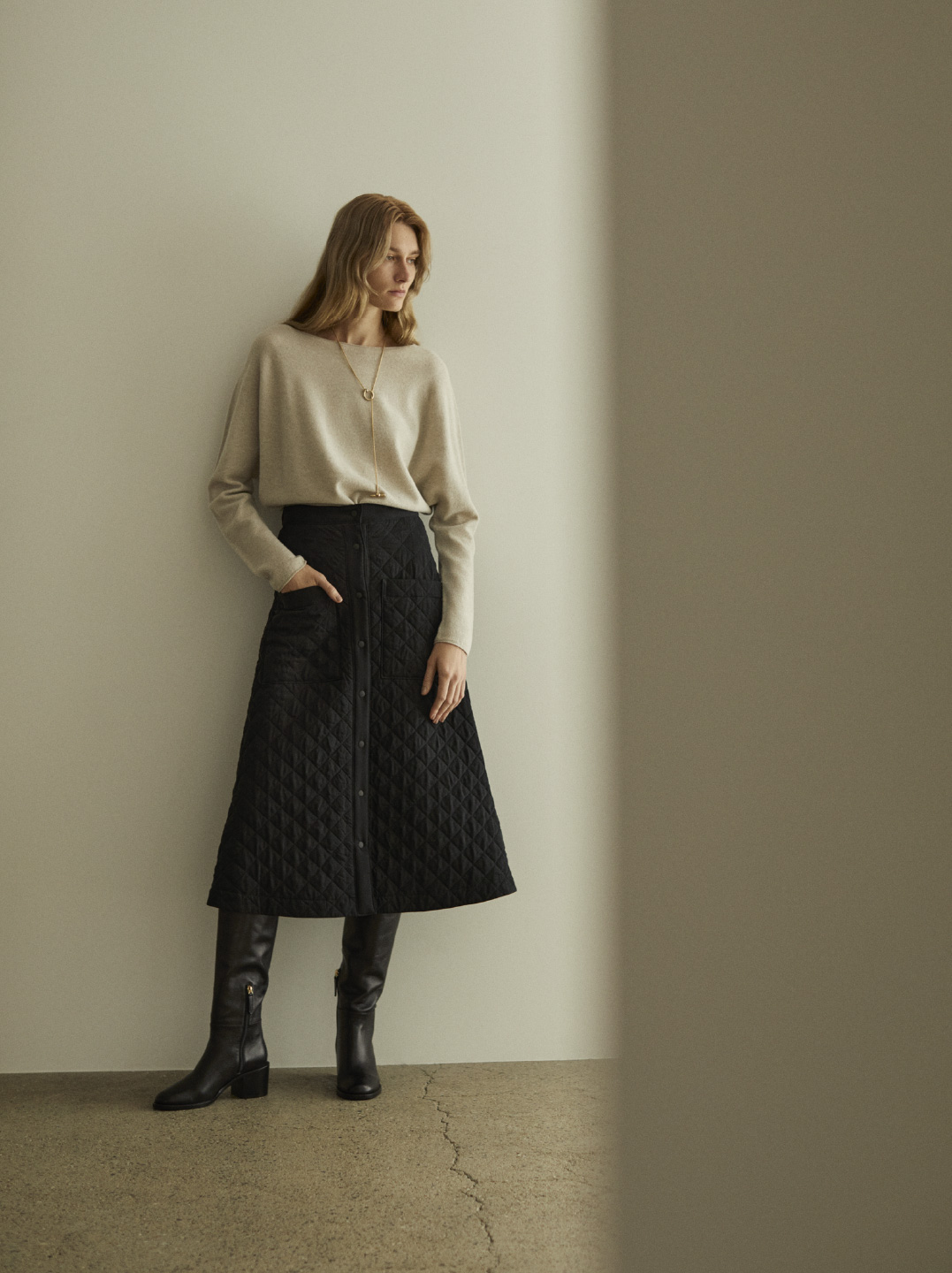 COLLECTION 2021AW LOOK10